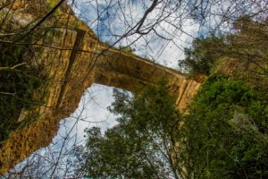 Ponte S. Antonio - presso S. Vittorino - foto di S. De Francesco