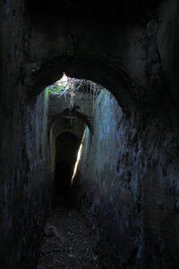 senza guide nell'acquedotto - emissario di Martignano