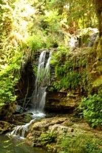 Cascate vicino Roma: le cascatelle di Sasso