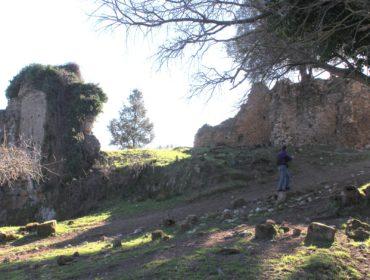 Il castellaccio di Castel Campanile