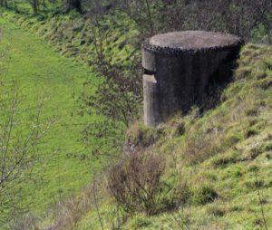 i bunker di Decima Malafede - salendo al escursioni con i bambini a due passi da Roma