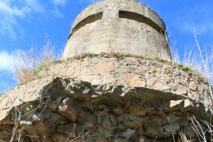 i bunker di Decima Malafede