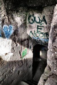 particolare dei bunker di Decima Malafede - foto di Luca Graziani