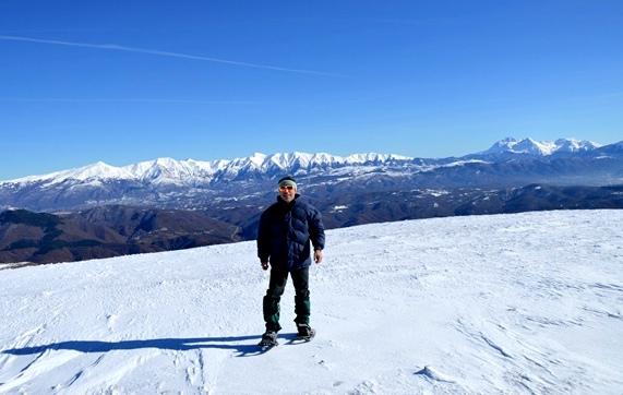la recensione del CAI - sul Monte Boragine e la conca di Amatrice
