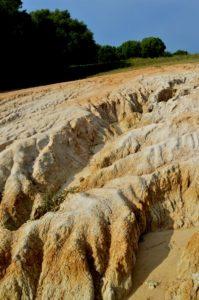 erosioni dell'Insugherata 1