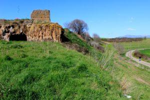 Prope Romam - la torre di Albuccione