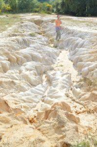 escursioni segrete - le erosioni dell'Insugherata