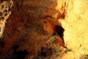 le erosioni dell'Insugherata 1