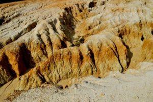 le erosioni dell'Insugherata 2