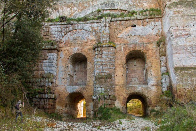 Prope Romam - Il Ponte Lupo - foto di S. De Francesco