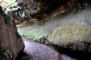gli itinerari più avventurosi - verso la cascata dell'Inferno