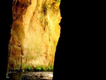 Primo capitolo della terza delle guide ai luoghi segreti vicino Roma - le cave del fosso del Drago