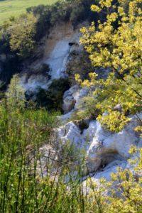 escursioni segrete - Le solfatare di Sacrofano occidentali al tramonto