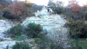 arrampicando sulle solfatare di Sacrofano