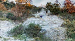 escursioni segrete - sulla solfatara orientale di Sacrofano - foto di Giovanni Giuliani