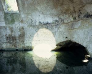 Baia (NA) - simile al mausoleo di monte dell'Incastro