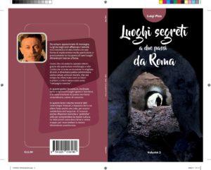 Il ponte Sodo di Ceri - copertina della terza guida dei Luoghi segreti a due passi da Roma