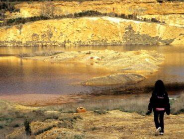 Downshifting e luoghi segreti - nella solforata di Pomezia