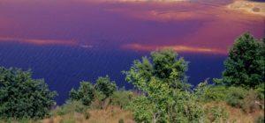 fra i laghi della solforata di Pomezia