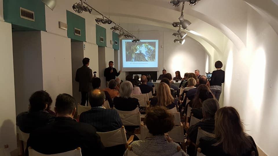 chi è luigi plos - valorizzazione della provincia di Roma - Presentazioni delle guide ai luoghi segreti
