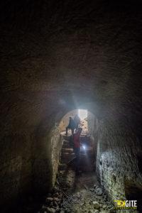 le nuove guide ai luoghi segreti - I sotterranei di Villa Chigi - presso Le Condotte delle Tre Fossate - foto di Milco Graziani
