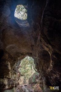 Le gallerie etrusche delle Tre Fossate - foto di Milco Graziani