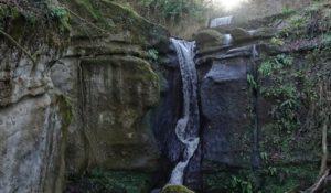 Escursioni del 2018 - cascata e mola presso Rignano Flaminio foto di Matteo Bordini
