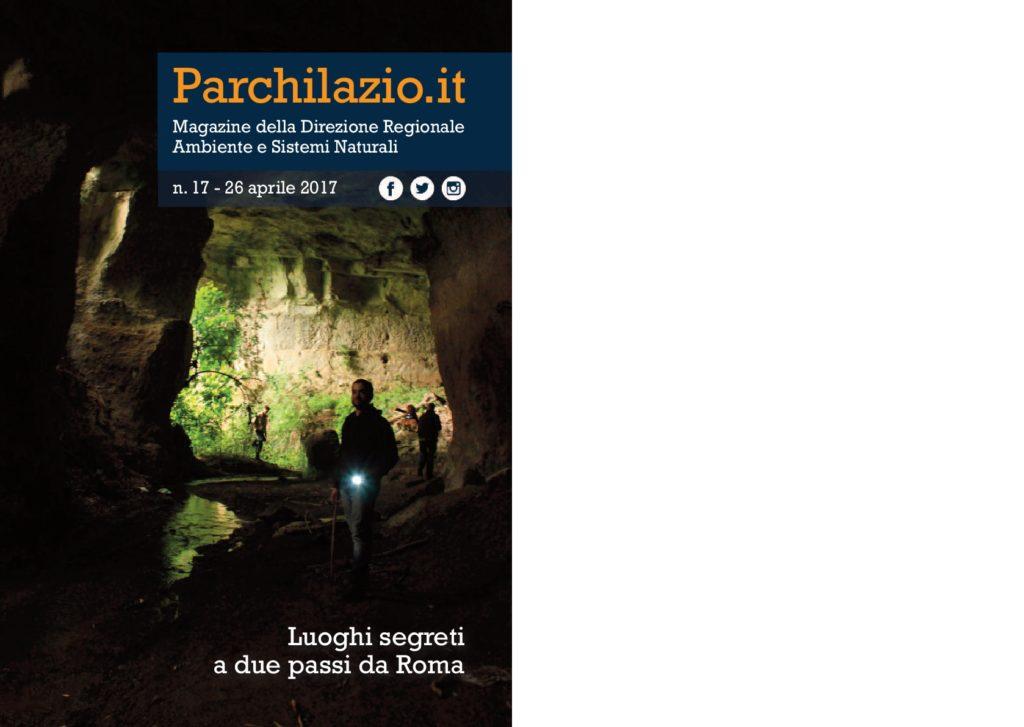 Il numero monografico della regione Lazio dedicato alle mie guide