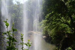 Le dieci cascate di Cerveteri - fra le cascate di Castel Giuliano