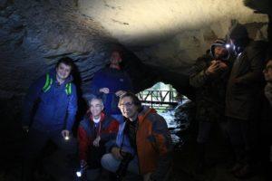 escursione organizzata - nelle gallerie etrusche di Formello