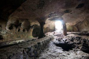 i segreti di Guidonia - ipogeo di s. nicola - foto di Stefano de Francesco