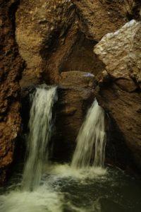 Cascata lungo il Fosso Rigomero - Vetralla - Foto di M. Bordini