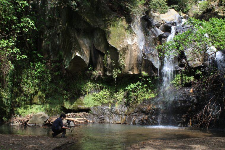 La sesta cascata di Castel Giuliano
