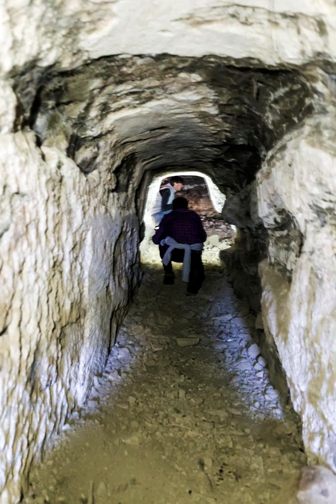 Storie di luoghi segreti - eremo di S. SIlvestro - foto di Giovanni Giuliani