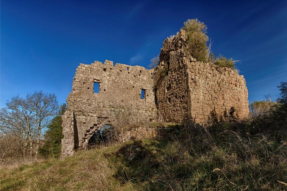 luoghi segreti e Medioevo - il castello d'Ischia - foto di Giovanni Giuliani