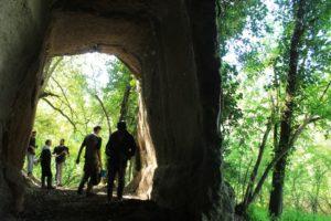 Il segreto di Roma -. nella galleria romana di Pietra Pertusa