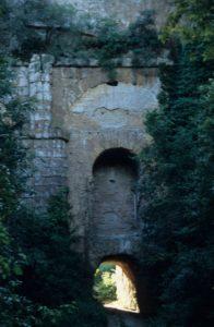 Il segreto di Roma - il Ponte Lupo