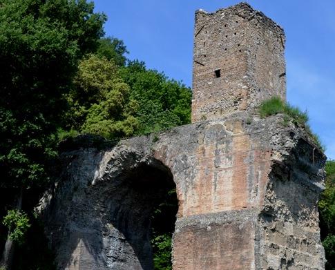 Toore degli Arci - Tivoli - conoscere i luoghi sconosciuti del Lazio