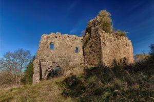 il segreto dei dintorni di Roma (il castello d'Ischia - di G.Giuliani)