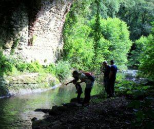 segreti dei dintorni di Roma (Ponte S. Marcello - Sacrofano)
