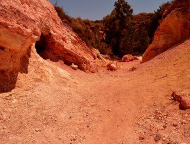 Luoghi segreti e politica - le cave di caolino di Lipari