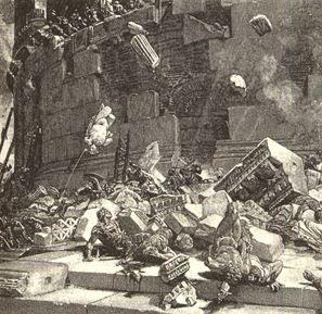 uoghi segreti e guerre stellari- Belisario e l'assedio di Roma