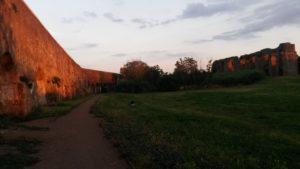luoghi segreti e guerre stellari- Belisario e l'assedio di Roma - presso Campo Barbarico