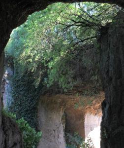 conoscere luoghi sconosciuti del Lazio - cave di Salone