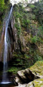Come iniziò tutto - la cascata del canyon dell'Acqua Rossa - fra Roma e S. Gregorio di Sassola