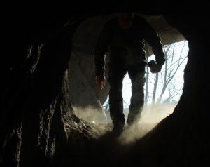 Nelle grotte sotto Belmonte - Castelnuovo di Porto