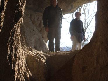 Luoghi segreti e Medioeco - Fra le grotte di Belmonte a Castelnuovo di Porto