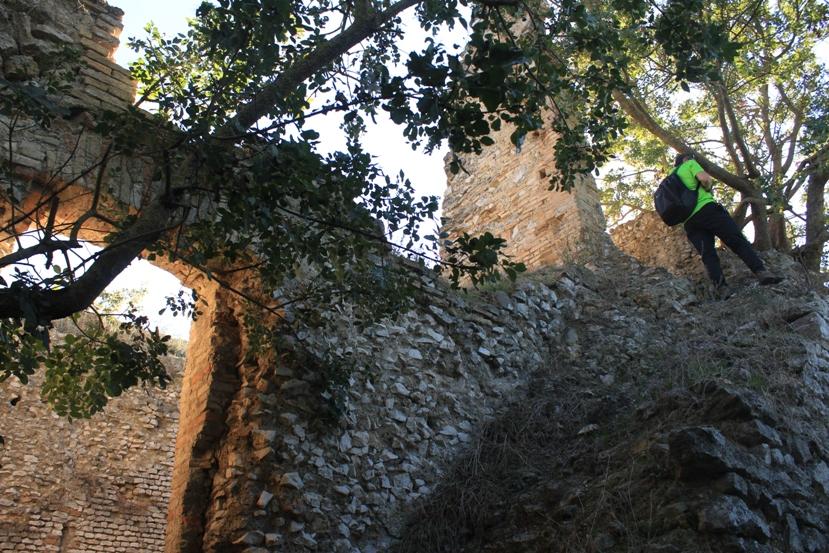 Luoghi segreti e Medioevo - Grotta Marozza (Monterotondo)