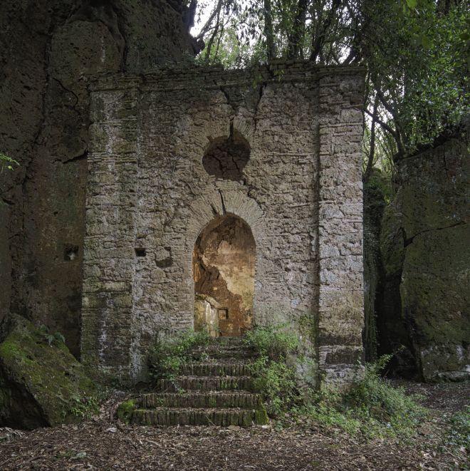 come nacque tutto - dal crollo di San Felice (foto di R. Maldera)