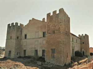 il casale presso i tumuli di Monteroni